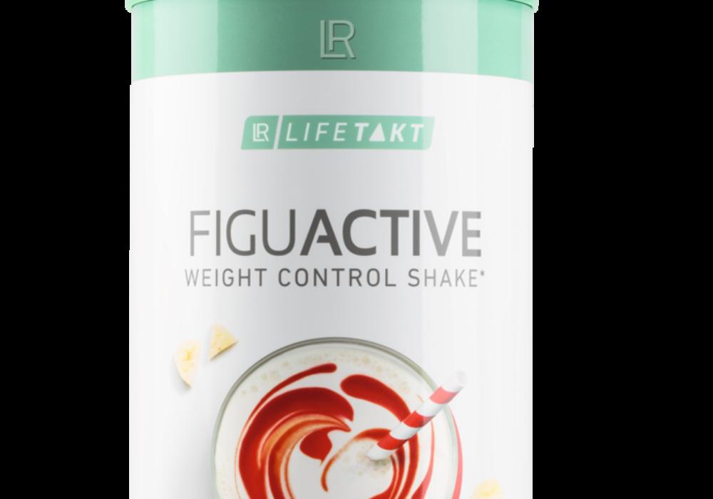 шейк диета за отслабване здравословно замества едно хранене Figu_Active_Shake_Erdbeer_Banane_Geschmack