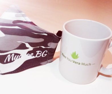 myaloe_чаша и маска подарък